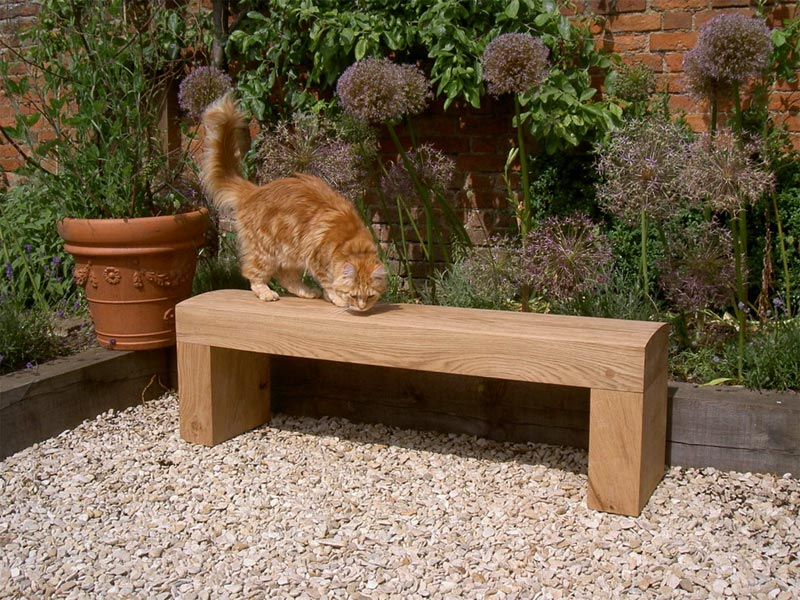 OXFORD OAK Outdoor seating benches tables and pegolas