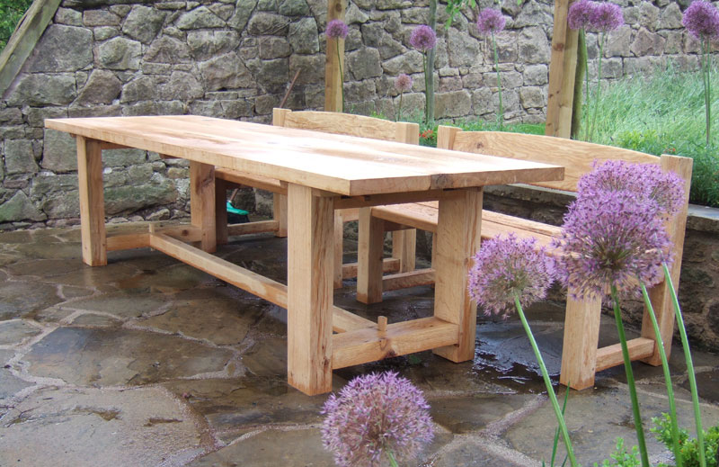 OXFORD OAK - Outdoor furniture and Pegolas